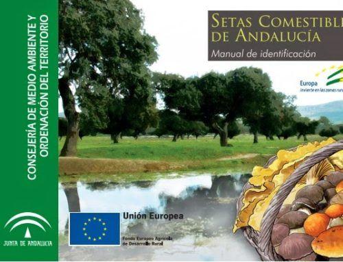 LIBRO DE SETAS COMESTIBLES DEL PLAN CUSSTA