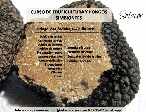Curso de cultivo de trufas