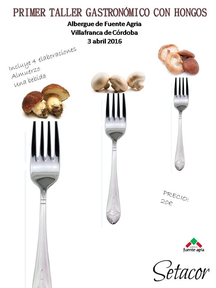 Primera Jornada Gastronómica con hongos en Villafranca